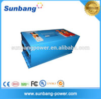 battery for electric bike 72V 40ah for tourist buses/ golf cart