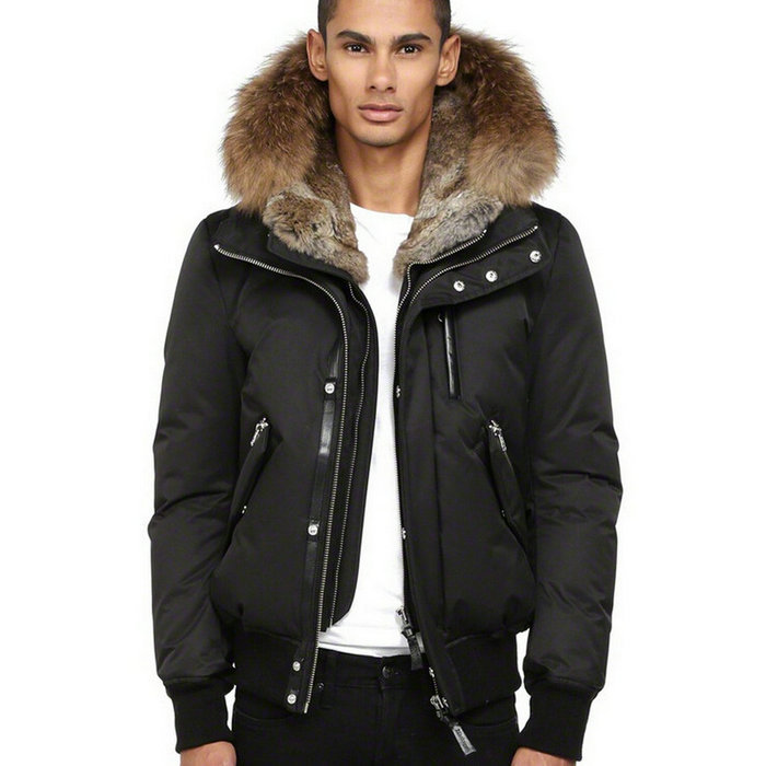 Cheap Bomber Jacket With Fur Hood Men, find Bomber Jacket With Fur ...