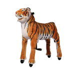 happy rides on animal riding toys tiger scooter
