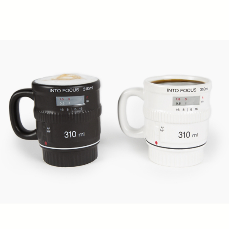 Zogift Wholesale Ceramic coffee cups with custom logo