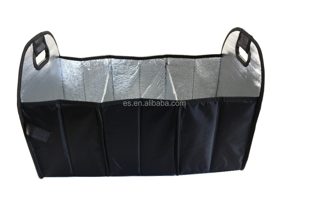 Folding Trunk Organizer & Cooler