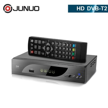 digital tv receiver HD DVB-T2 sunplus 1509c set top box dvb t2
