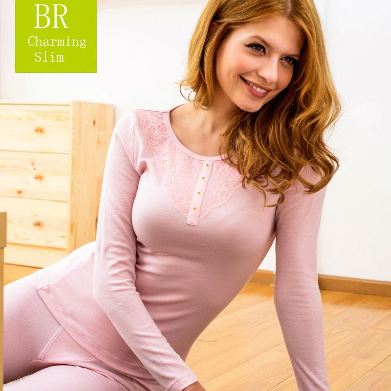 Trajes de pijamas de invierno para las mujeres-Pijamas ...