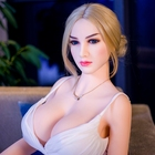 Hot sale beautiful big butts sex doll 163cm big breast American silicone love dolls adult sex products
