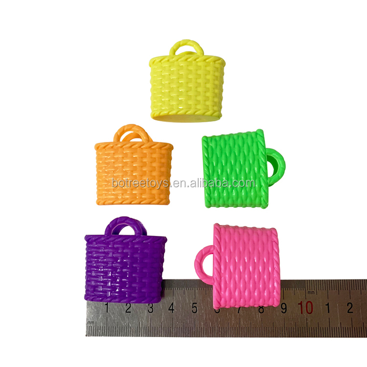Mini Basket Shaped Promotional House Play Toys