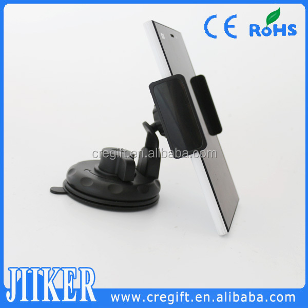 360 rotation car navigator, mobile phone,rotation holder
