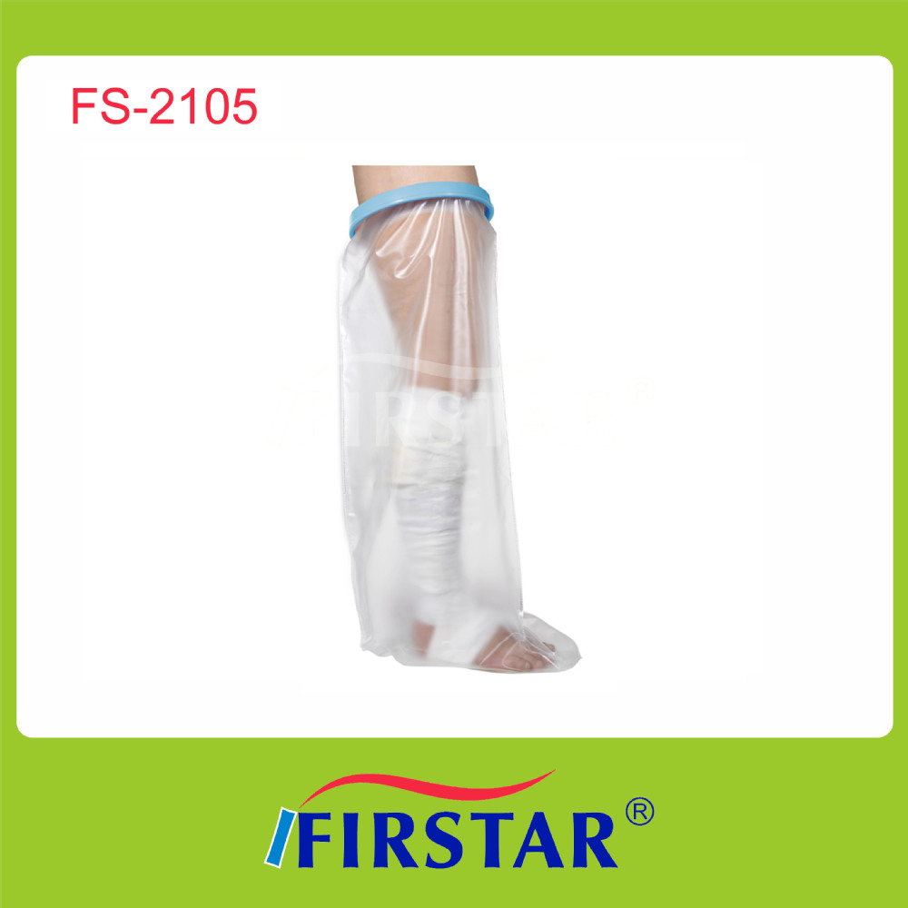 Cast Cover Bandage Protector Waterproof Long Arm Adult Shower Bath Arm Cast  Cover