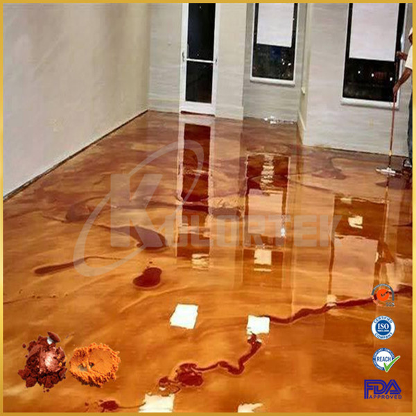 Professional 3d epoxy resin flooring paint pigment manufacturer