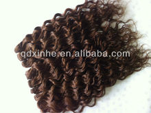 Top Quality Virgin Indian Curly Hair