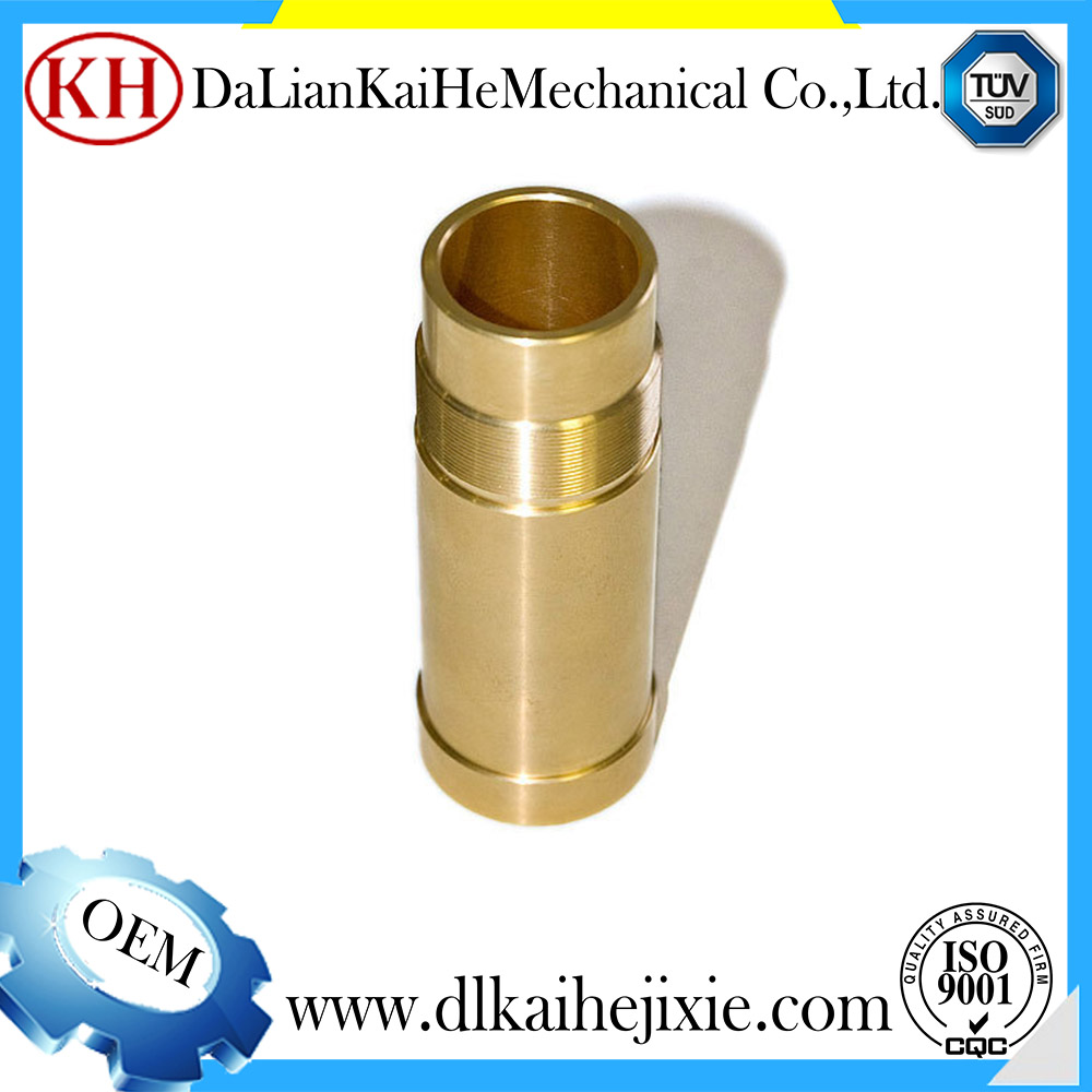 cnc machining brass high precision moto auto spare parts made by Kaihe mechanical company
