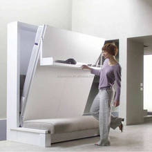 Muur bed hout <span class=keywords><strong>meubels</strong></span> enkele wallbed murphy bed