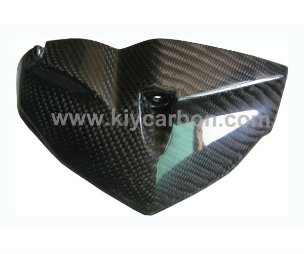 Carbon fiber instrument cover motorcycle part for Yamaha FZ 1