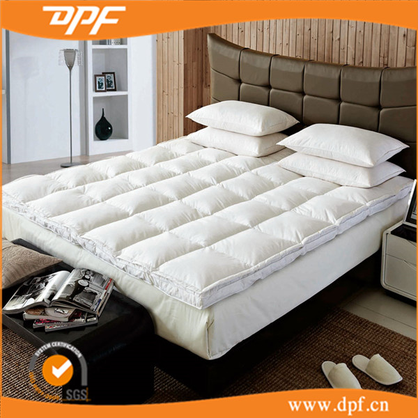 Ultra Comfortable Quilted Bed Mattress Protector Pad