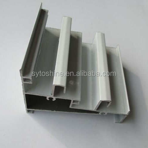 HOT! aluminium profile parts, aluminium sample company profile, thermal insulated aluminium profile