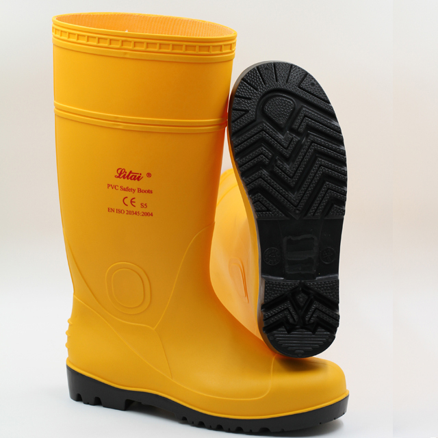 High Quality Safety Rain Boots