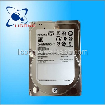 New and Original ST9500620NS HDD 500GB 6G 7.2K 64MB SATA 2.5 Internal Server HDD