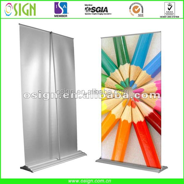 China Supplier Digital Pop Up Banner Printing Price/ /grey Back ...