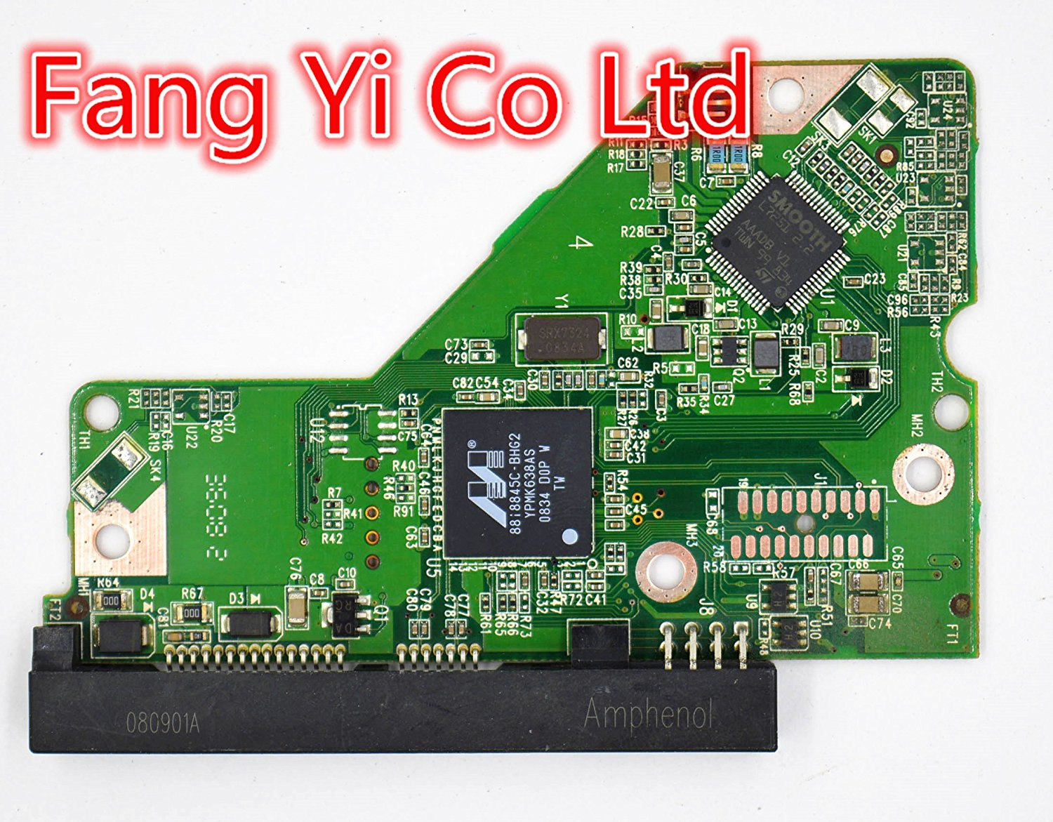 HDD PCB for Western Digital Logic Board /Board Number:2060-701537-003 REV A 2061-701537-G00/E00/Y06/H00/WD3200AAJS/WD1600AAJS