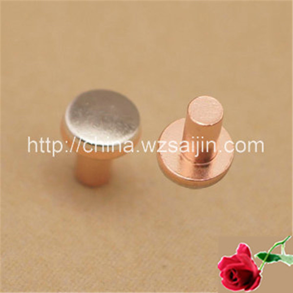 High Quality Electric Silver Bi-metal Contact Rivet <strong>Point</strong> with RoHS Approved for MCCB