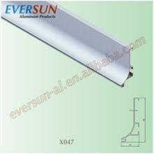Foshan eversun aluminum products co limited aluminum handle aluminum extruded profile recessed pull handle sciox Gallery
