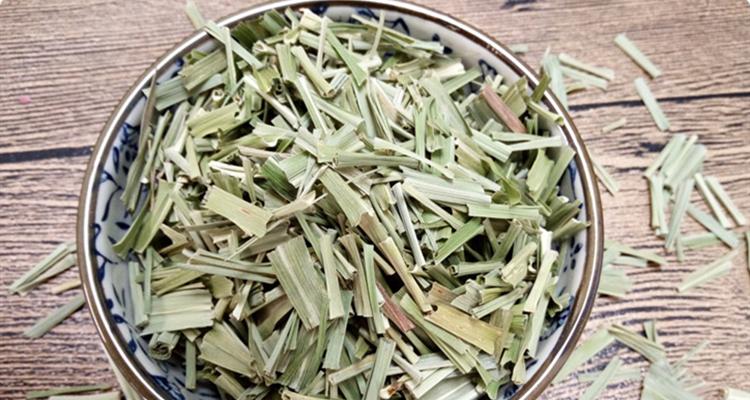 citroengras thee afvallen