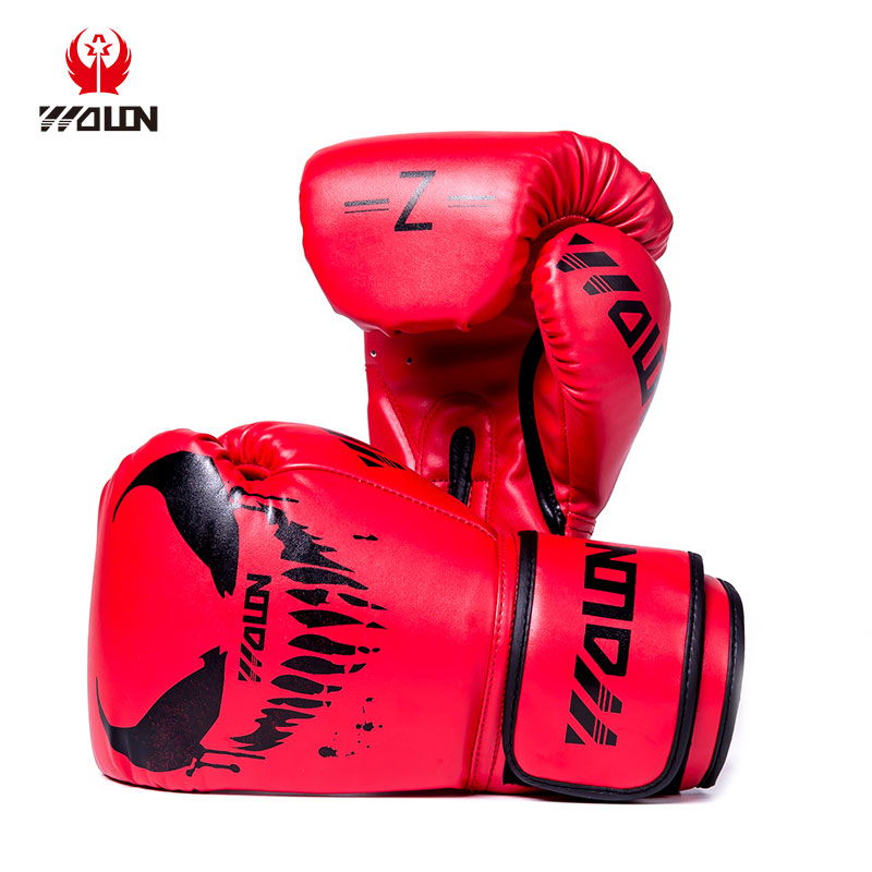 2018 new custom logo boxing gloves , and for all kinds of colors