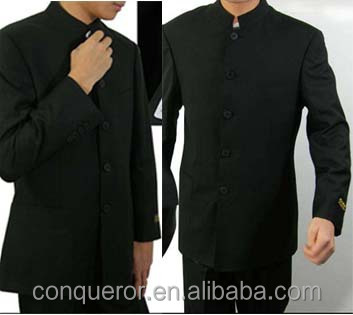 made to tailor fashionable Chinese tunic suits