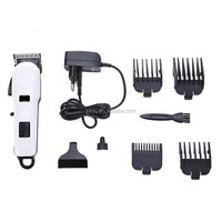 New design professional hair clipper trimmer electric rechargeable cordless hair cutting