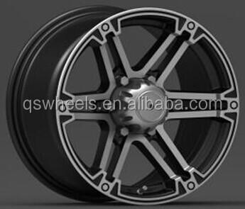 New Style Suv 4x4 Alloy Mag Wheel Rims 15 Inch 6 Hole Wheel Rim ...