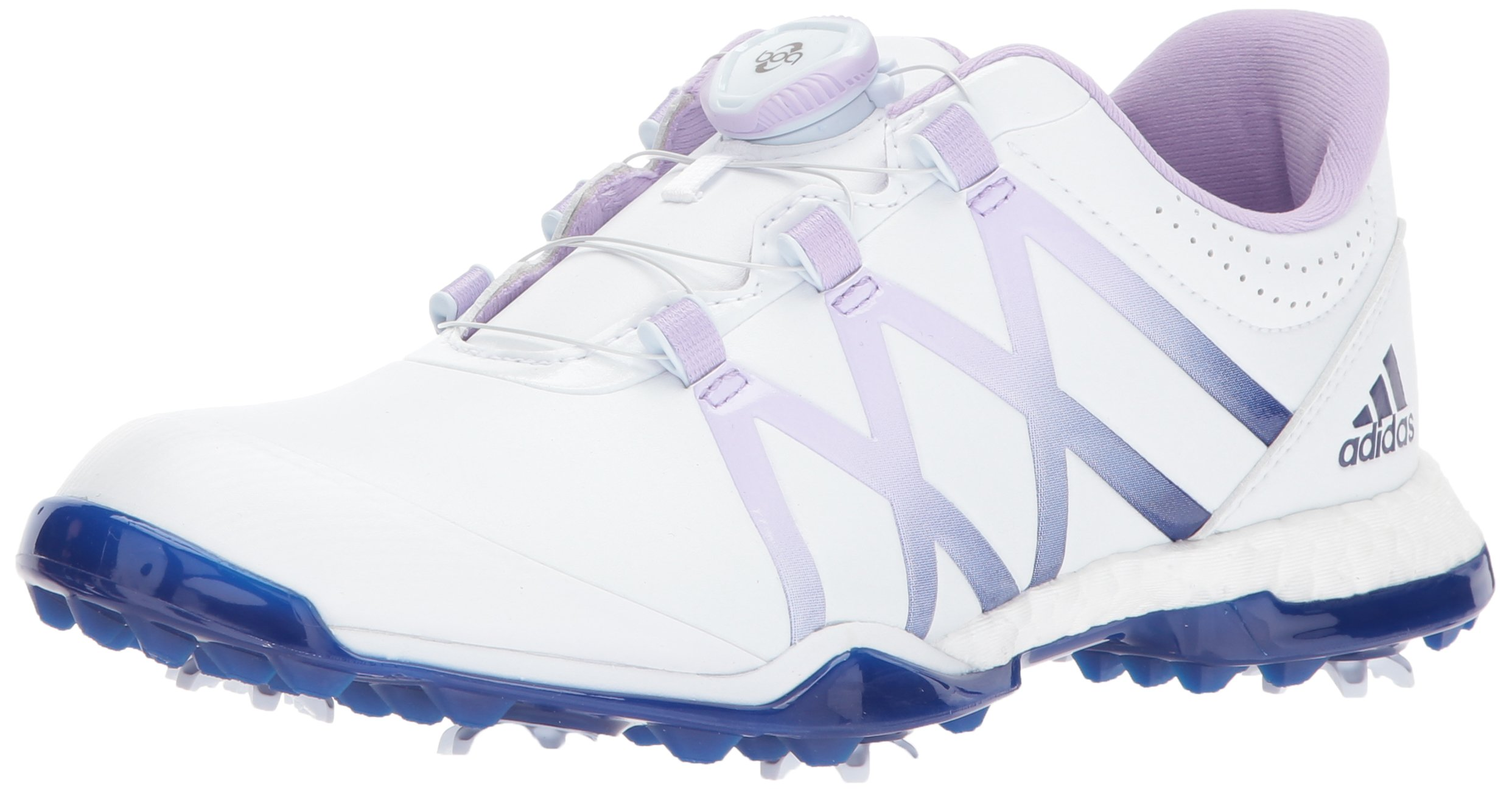 super popular 2150a c1c18 Get Quotations · adidas Womens W Adipower Boost Boa Golf Shoe