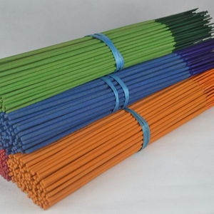 2018 Custom colored incense sticks with different fragrance