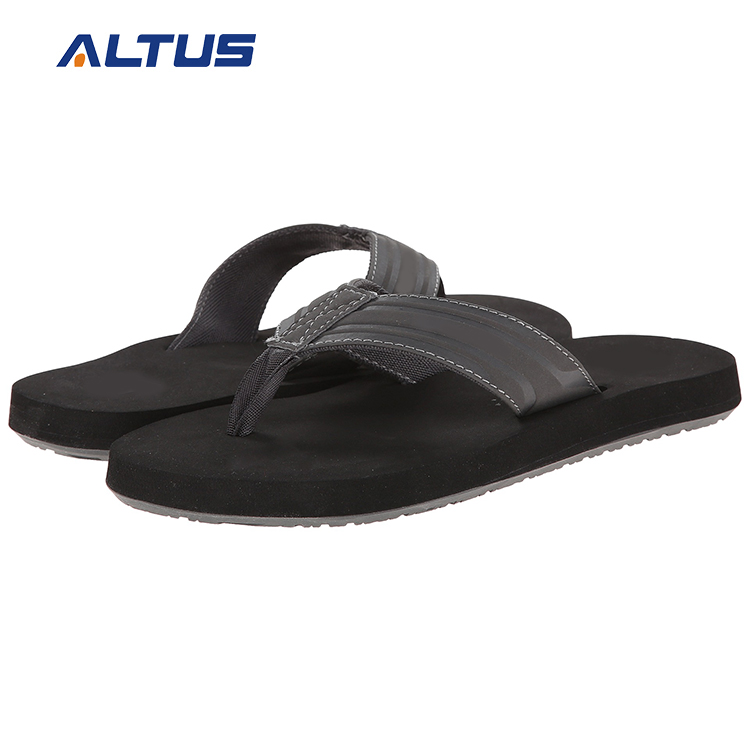 Eco-friendly flip-flops MQK31-grey-sandals,cheap sandals flip flops manufacturers china