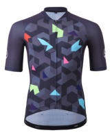 Solid reputation cycling wear jersey bicycle clothing for adults