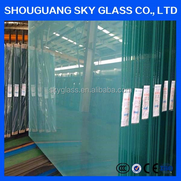 High Quality 4mm 5mm Clear Float Glass Specification