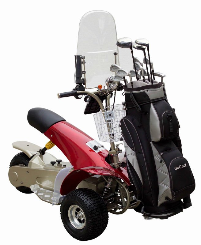 3-wiel elektrische motor caddy golf trolley sx-e0906