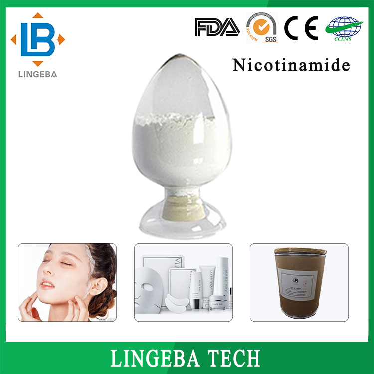 Fast Delivery Good Supplier 99% High Purity Nicotinamide Pharmaceutical Powder