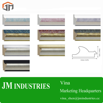Jmv720-wholesale Styrofoam Decorative Cheap Picture Frame Mouldings ...