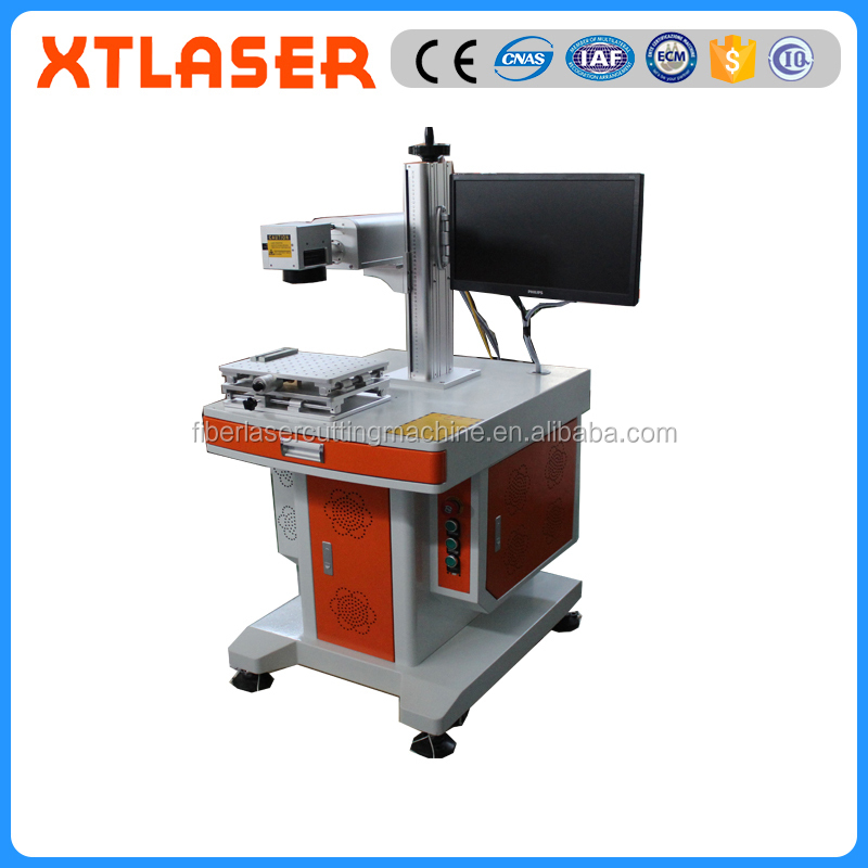 Low price cost Fiber Laser Marking Machine portable | laser marking software ezcad