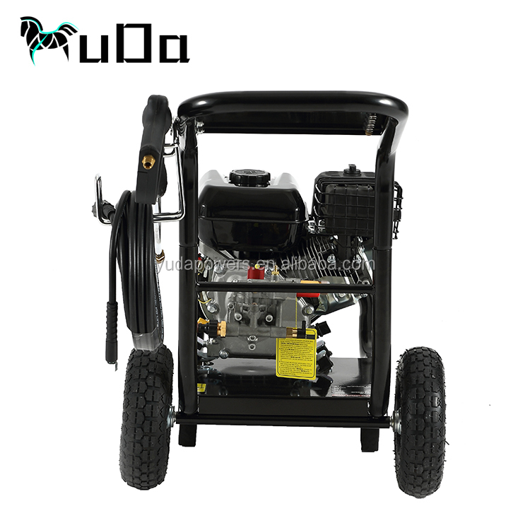 Manufacturer good reputation power plant high pressure washer