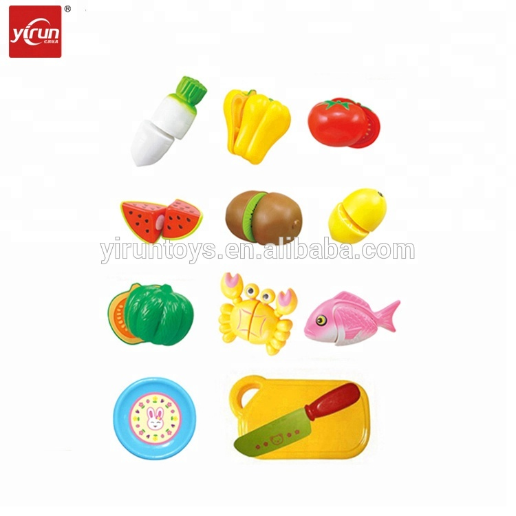 228C3 accessories diy pretend play food for kids vegetable cutting toy