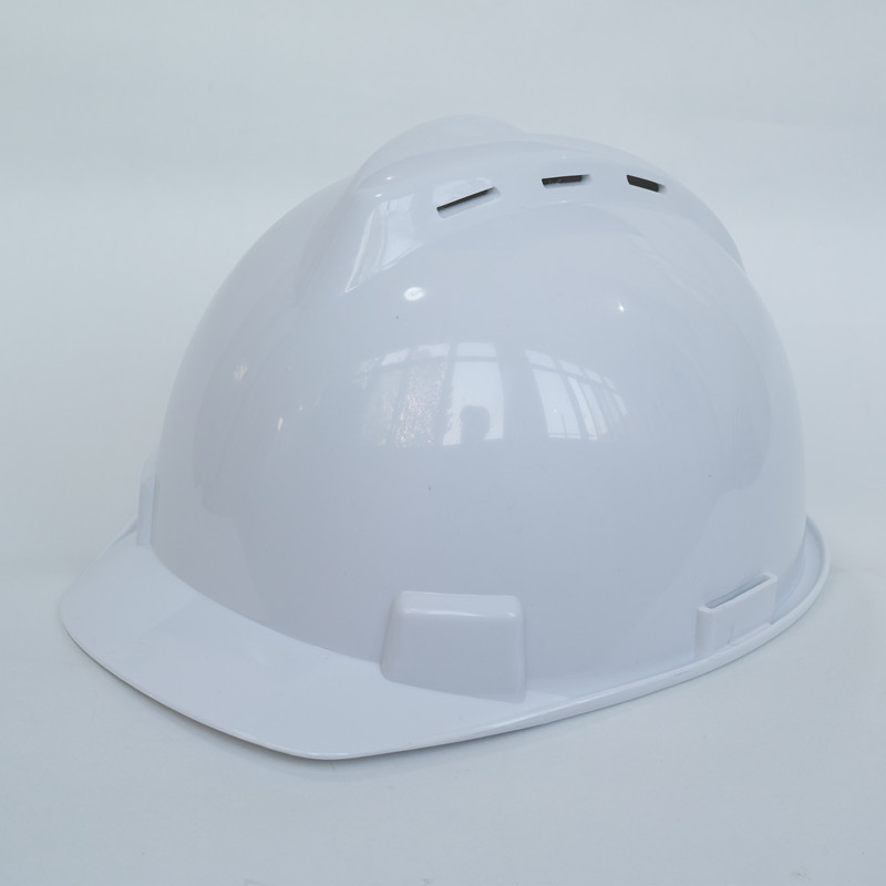 Chinese supplier PE safety helmet construction