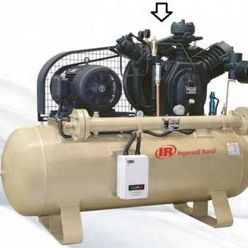Ingersoll Rand 2340K3/12 two Stage Electrical Reciprocating piston Air  Compressor T30 12bar 10CFM 3Hp, View Ingersoll Rand 2340K3/12 two Stage