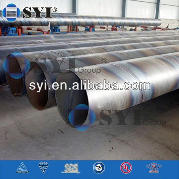 304 Stainless Steel Decorative Pipe of SYI Group