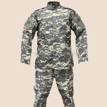 2b1c0c69f88 ACU Universal Army Combat military Tactical Uniform Long Sleeve Shirt