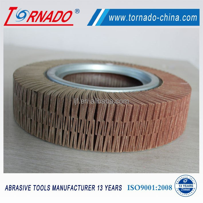 kinds of polishing wheel for stainless steel of different grit and shape