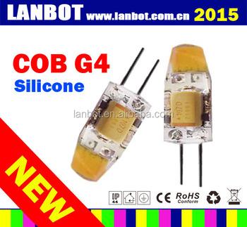 High Power New 1.2w Cob G4 Led 12v 2w