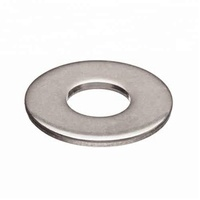 China Manufacture DIN125 Flat Stainless Steel Shim Washers
