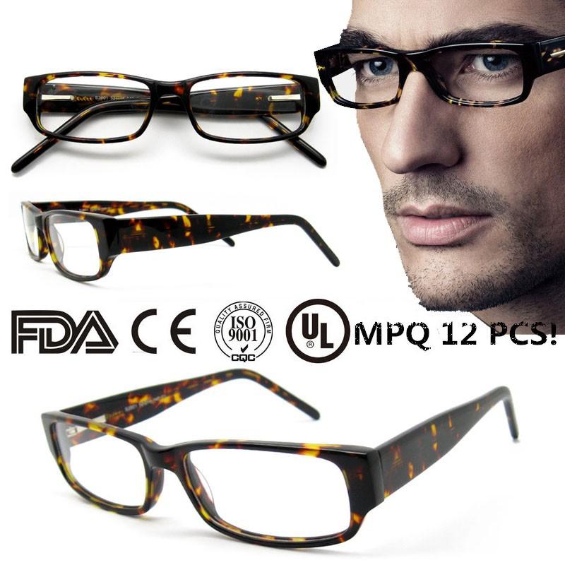 2015 Nuevo estilo marco ópitico de gafas para hombres caballero ...