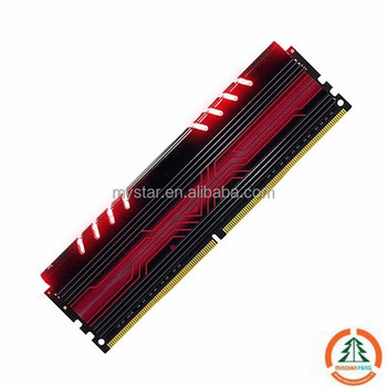 Newest DDR4 8GB 2400MHz ddr ram with LED Breathing Light