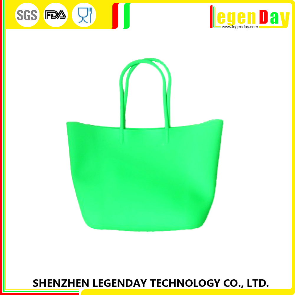 Fashionable colorful silicone shenzhen wholesale handbag china
